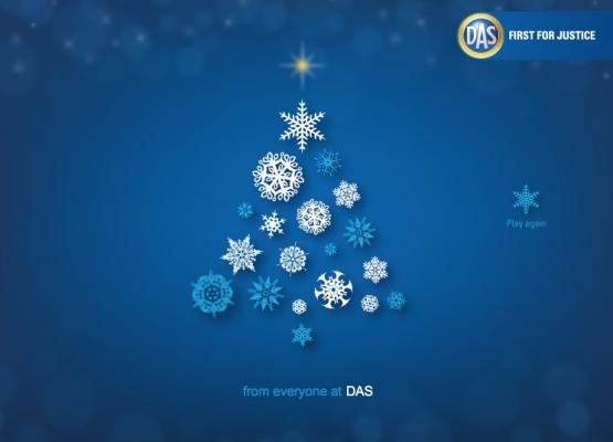 DAS Christmas eCard