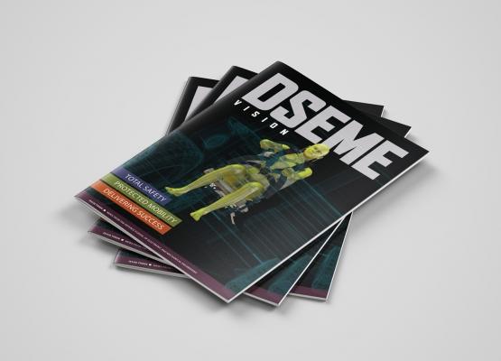 DSEME Vision magazine