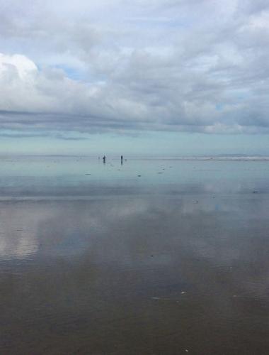 Pendine Sands, Wales