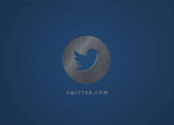 Twitter animated logo